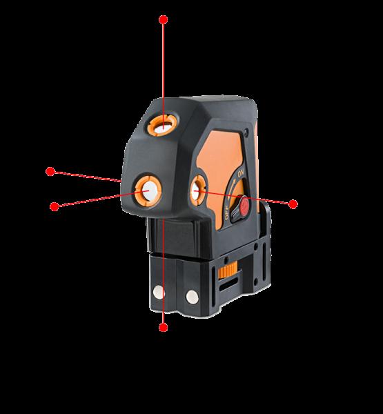 Geo5P 5-Point Laser